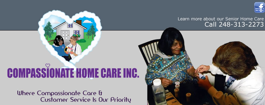 Detroit Michigan home care services rehabilitation elderly senior personal